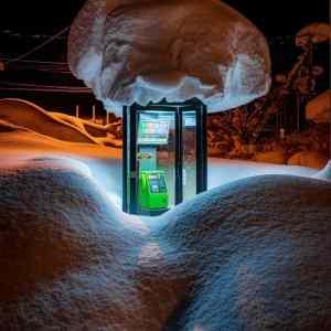 Obrázek '-Snowhenge-'