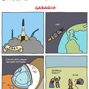 Obrázek 'Gagarin'