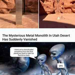 Obrázek 'Metalmonolith'