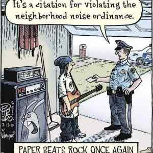 Obrázek 'Paper-beats-rock-again'