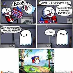 Obrázek 'ghosting'