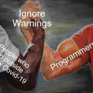 Obrázek 'ignorewarnings'