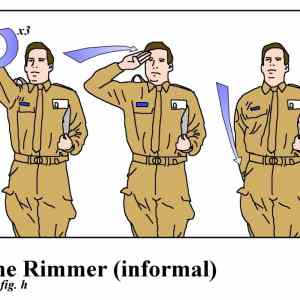 Obrázek 'rimmer-salute-red-dwarf'
