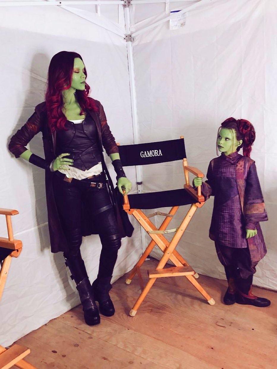 Obrázek -Gamora-