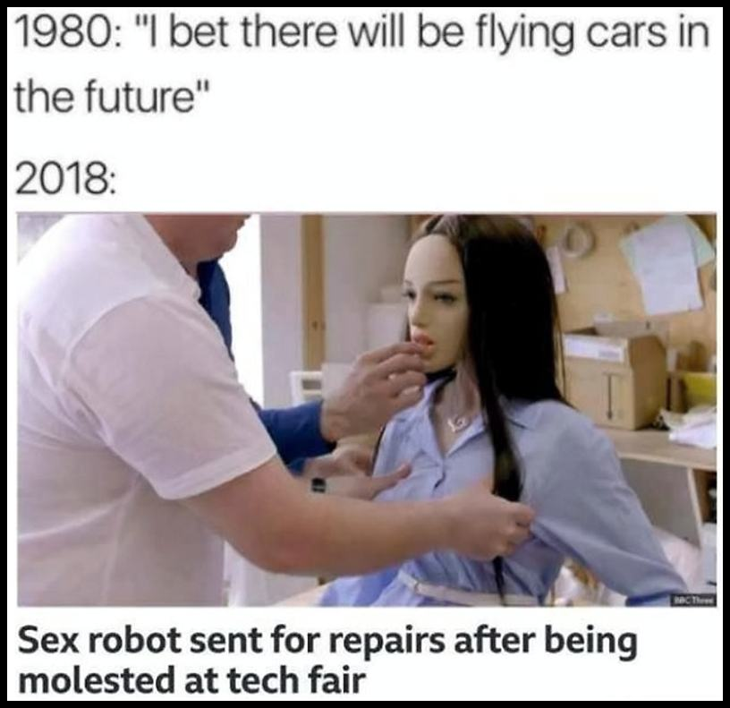 Obrázek -I Bet There Will Be Flying Cars-