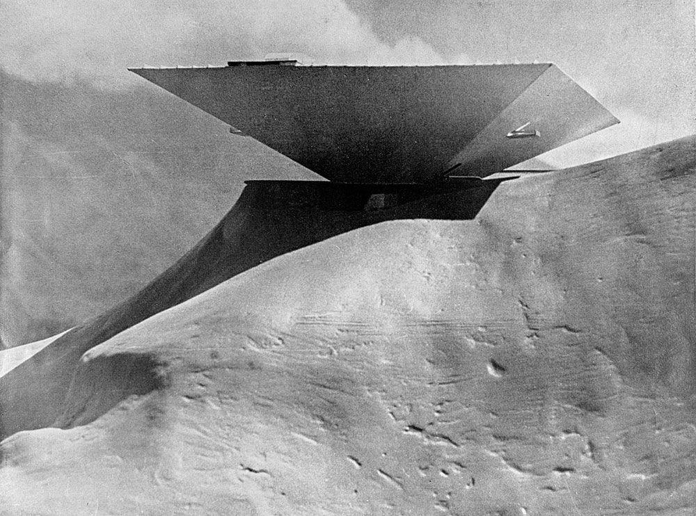Obrázek -MuseuminCaracas-Venezuela-1955-