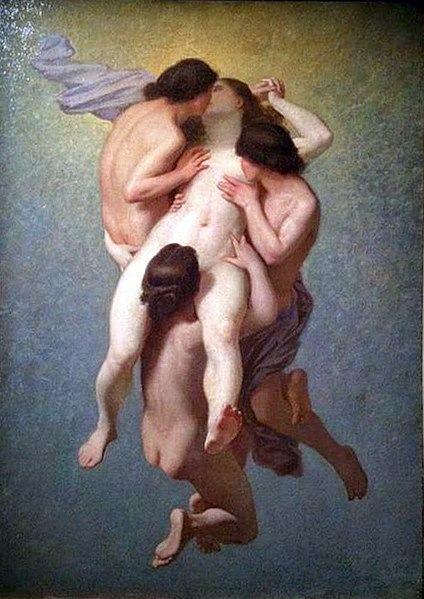 Obrázek -NicolasFrancoisOctaveTassaert-1800-1874-Zatracenazena-
