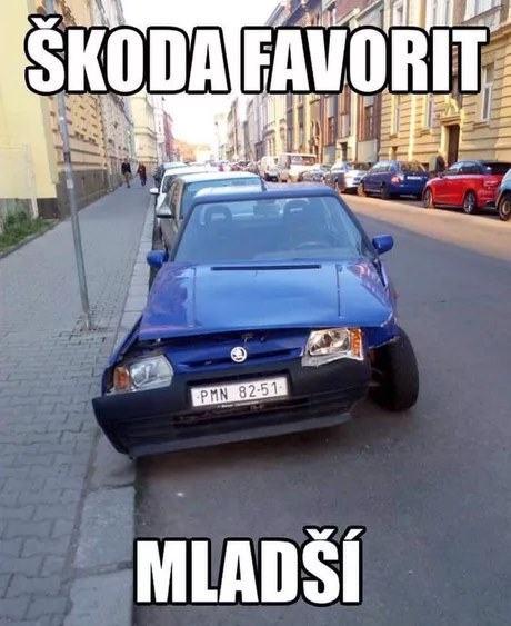 Obrázek -Skodafavorit-mladsi-