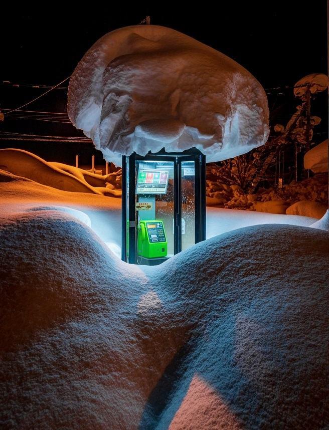 Obrázek -Snowhenge-