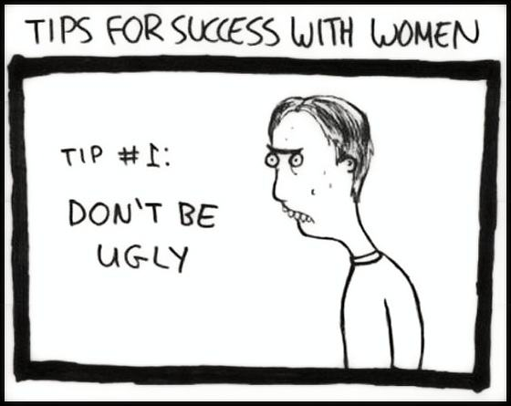Obrázek - Tips for success with women -      30.12.2012