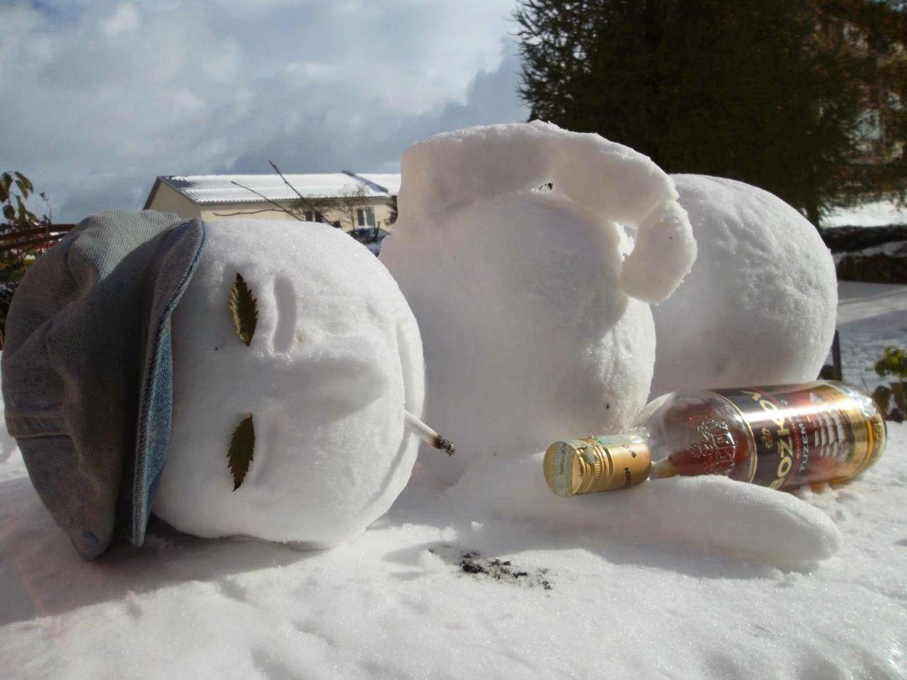 Obrázek -snehulic-
