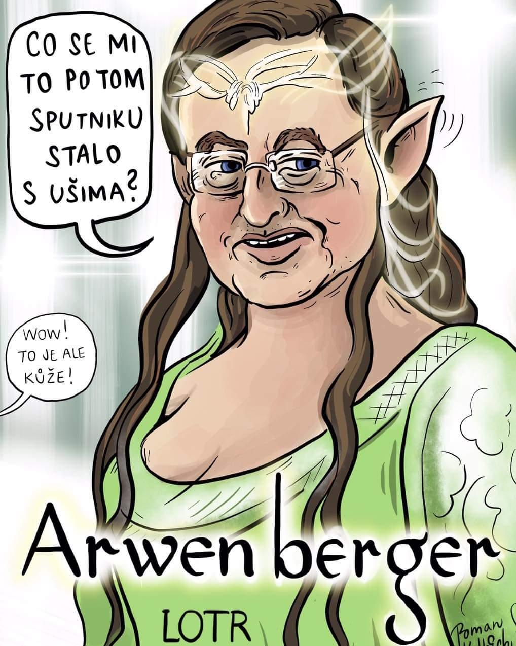 Obrázek ArwenBerger