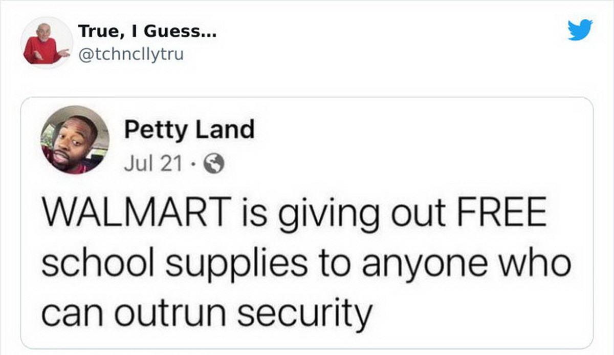 Obrázek AttentionWalmartshoppers