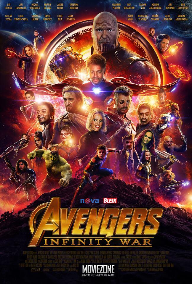 Obrázek AvengersCZ