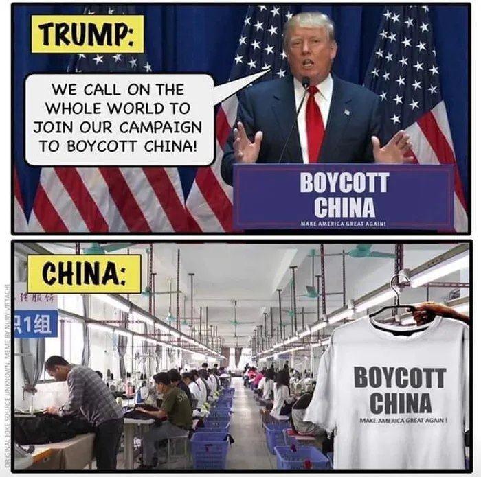 Obrázek Boycott-China