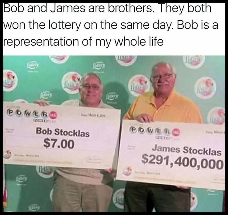 Obrázek BrothersWonTheLOTTO