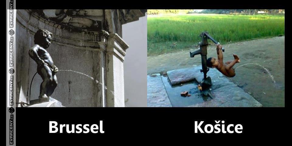 Obrázek Brusel-Kosice