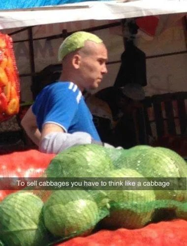 Obrázek Cabbage-seller