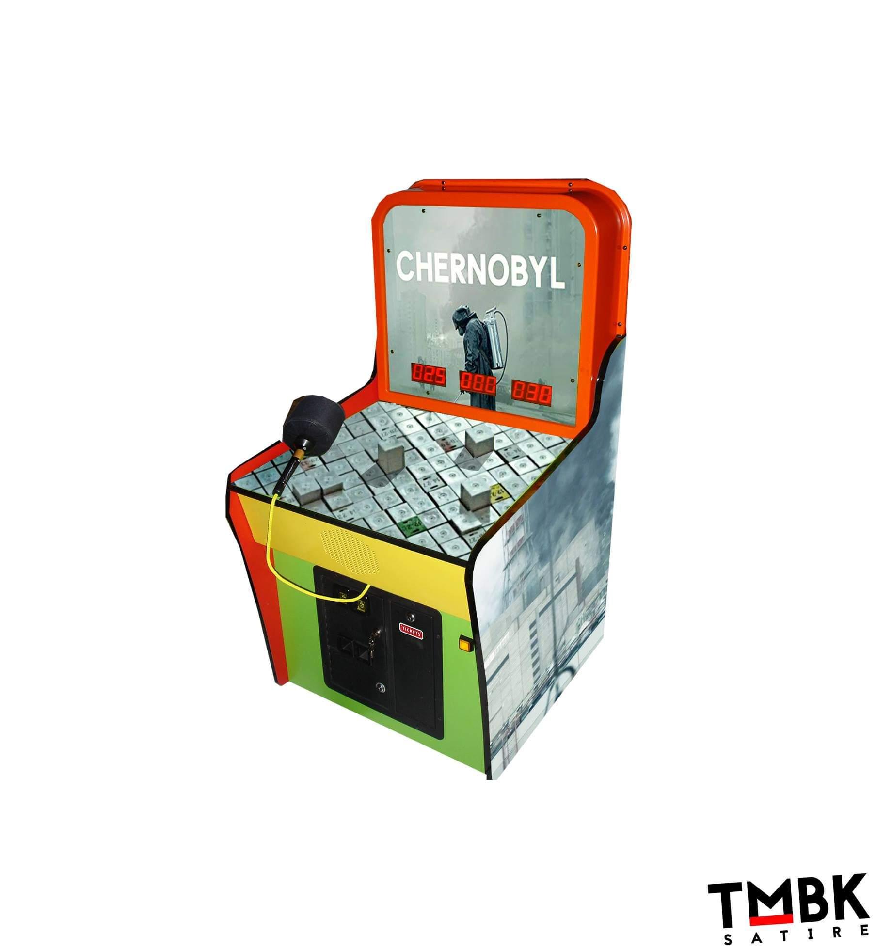 Obrázek Chernobylgame