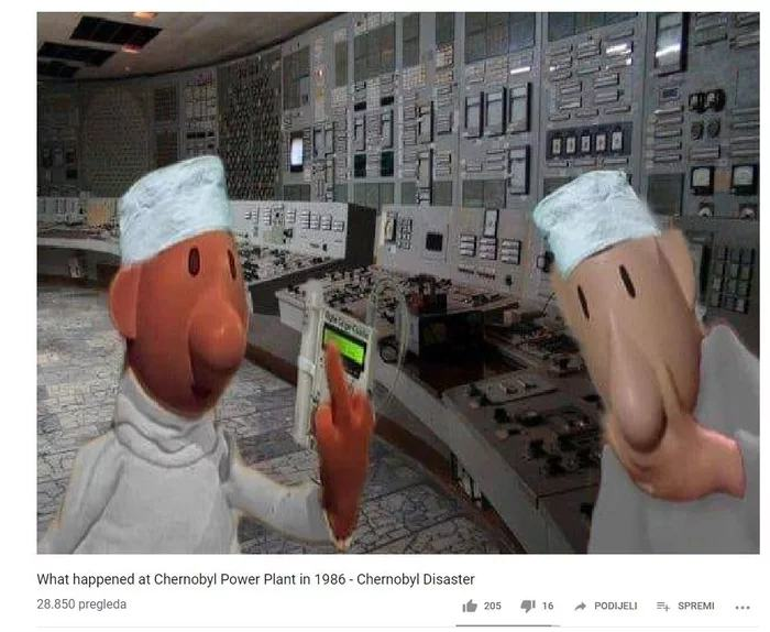 Obrázek Chernobyltruth