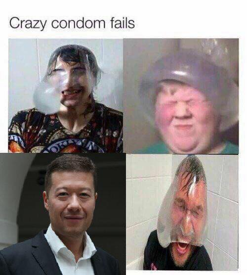 Obrázek Crazycondomfails