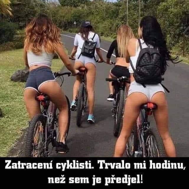 Obrázek Cyklistky