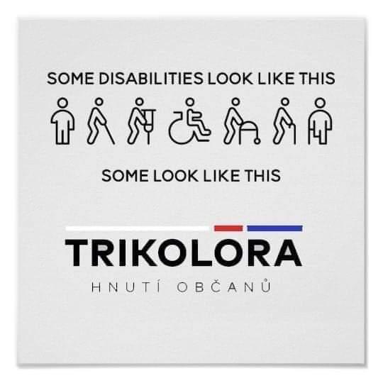 Obrázek Disabilities