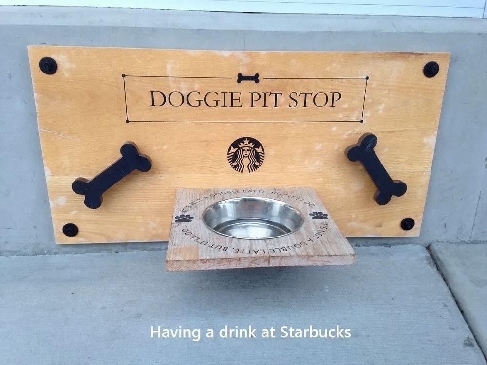 Obrázek Doggie-Pit-Stop