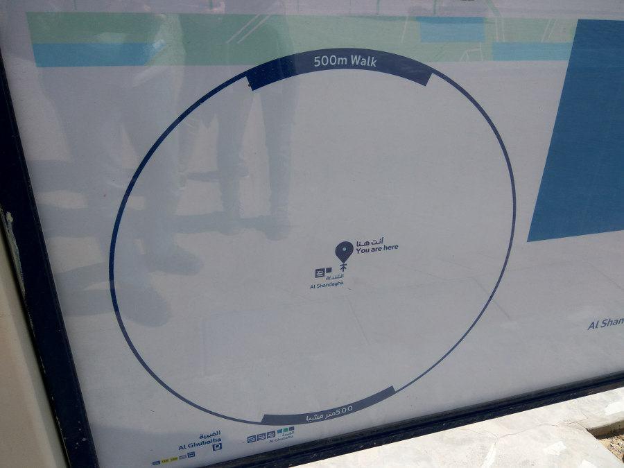 Obrázek Dubajmapa