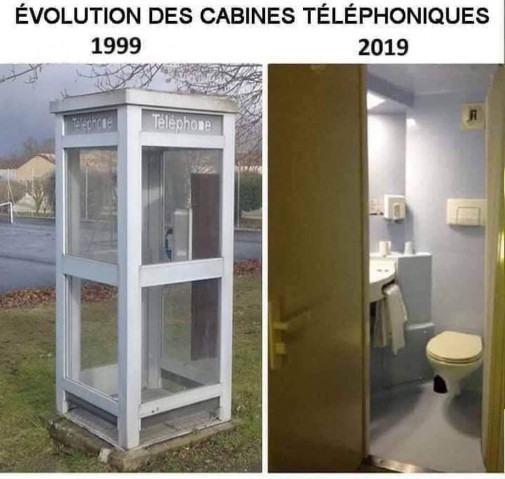 Obrázek EVOLUCIATELEFONNEJBUDKY
