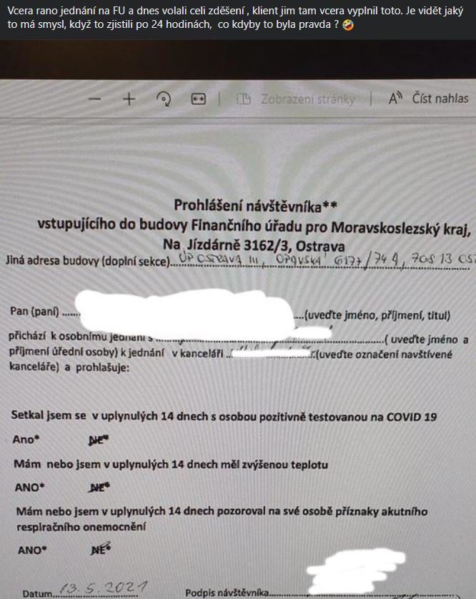 Obrázek FUpozitivnidotazniknacovid