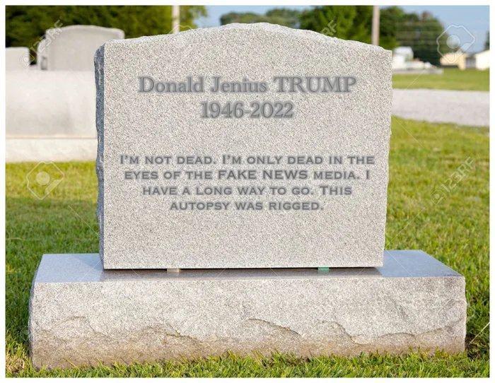 Obrázek Fake-news-epitaph