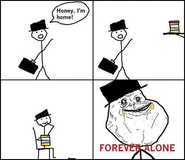 Obrázek Forever-Alone