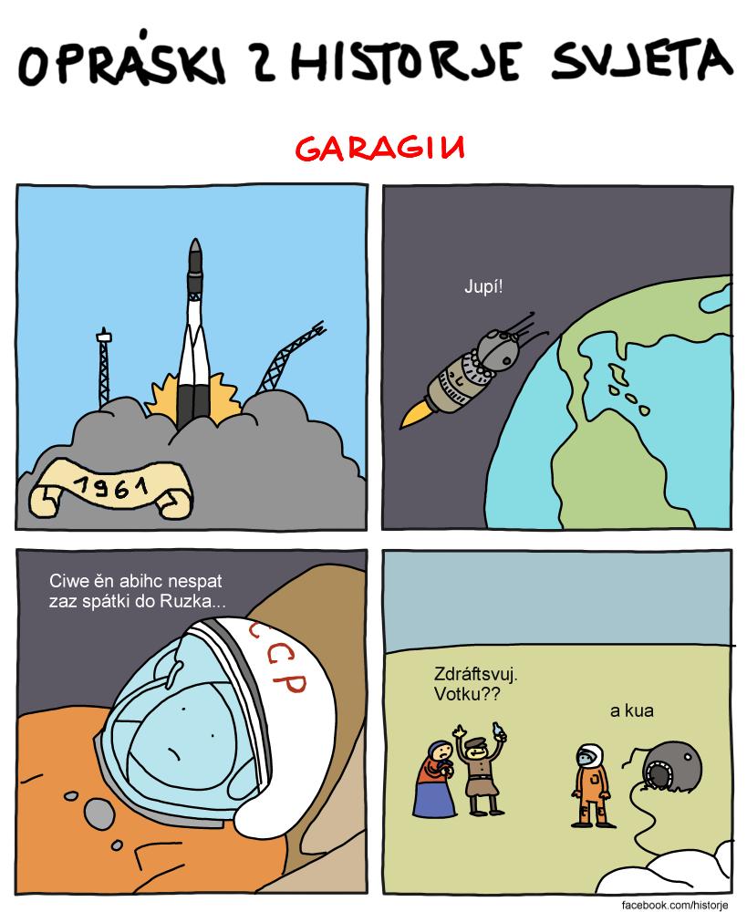 Obrázek Gagarin