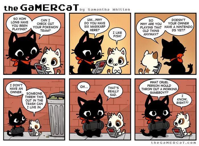 Obrázek Gamercat