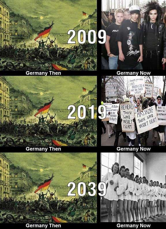 Obrázek GermanyThenandNow