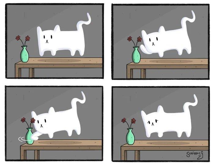 Obrázek Ghost-Kitty