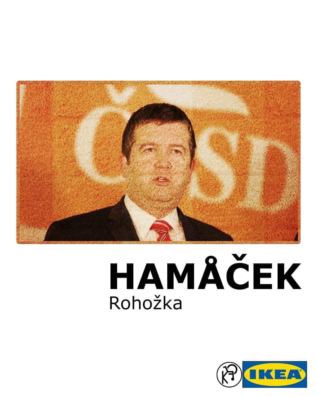 Obrázek Hamyrohozka