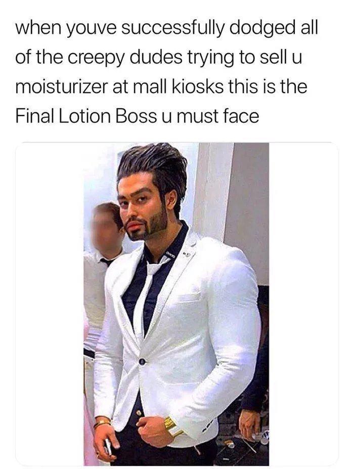 Obrázek Hardest-boss-in-the-mall