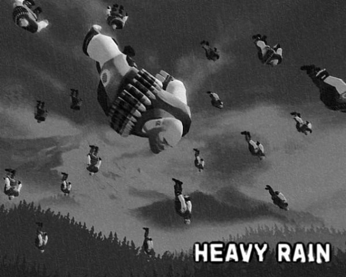 Obrázek Heavyrain