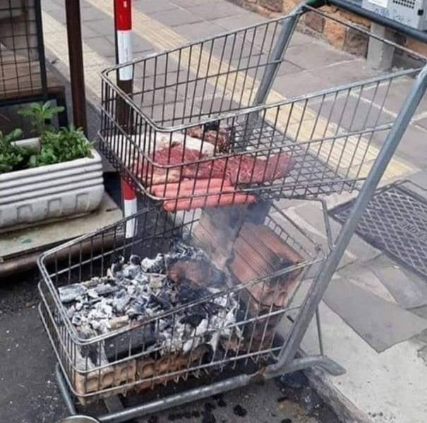 Obrázek HomelessBBQ