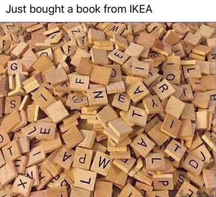 Obrázek Ikeabook