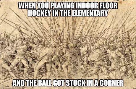 Obrázek Indoorfotbal
