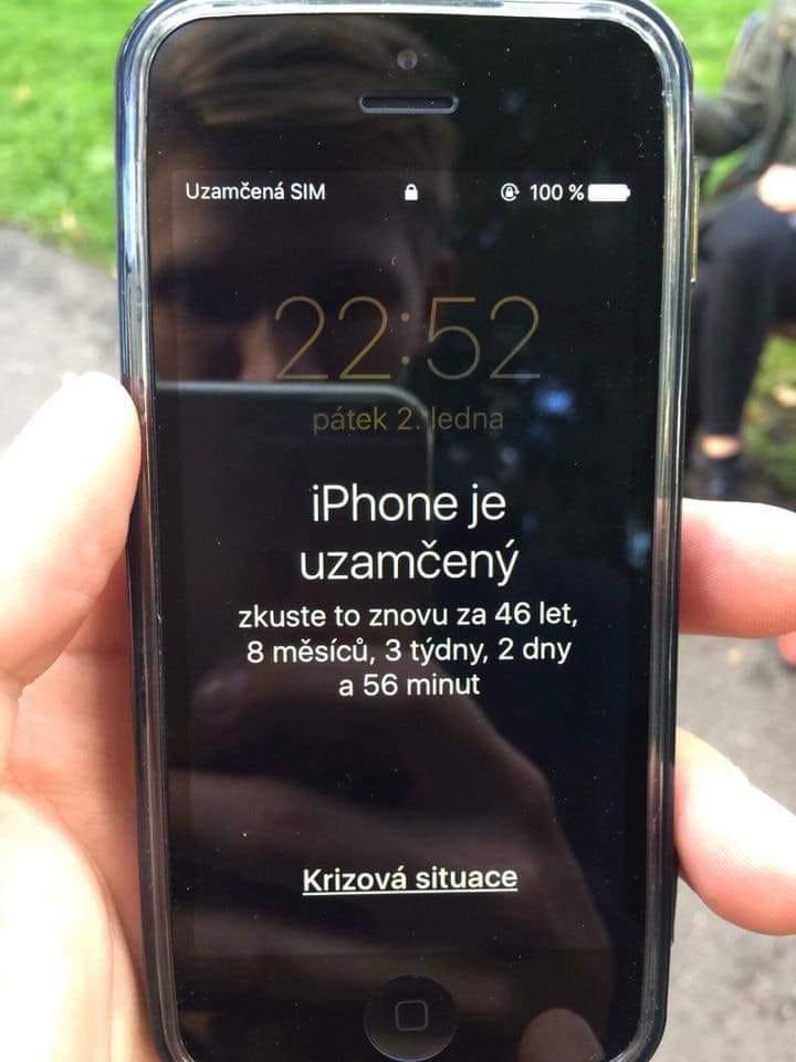 Obrázek Iphonejenaparletzamceny