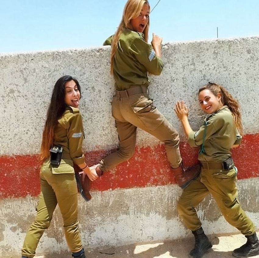 Obrázek Israelsoldiersfun