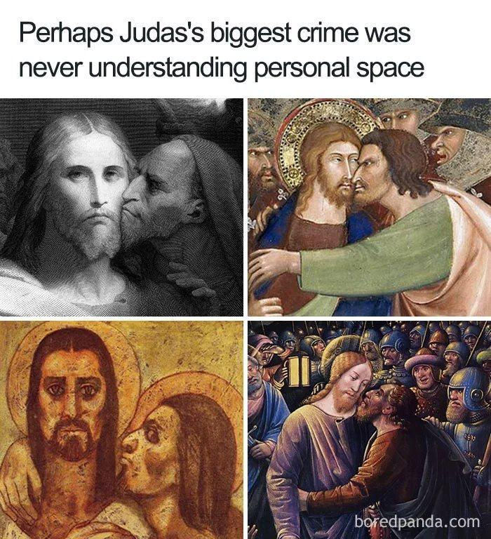 Obrázek Judaspersonalspace