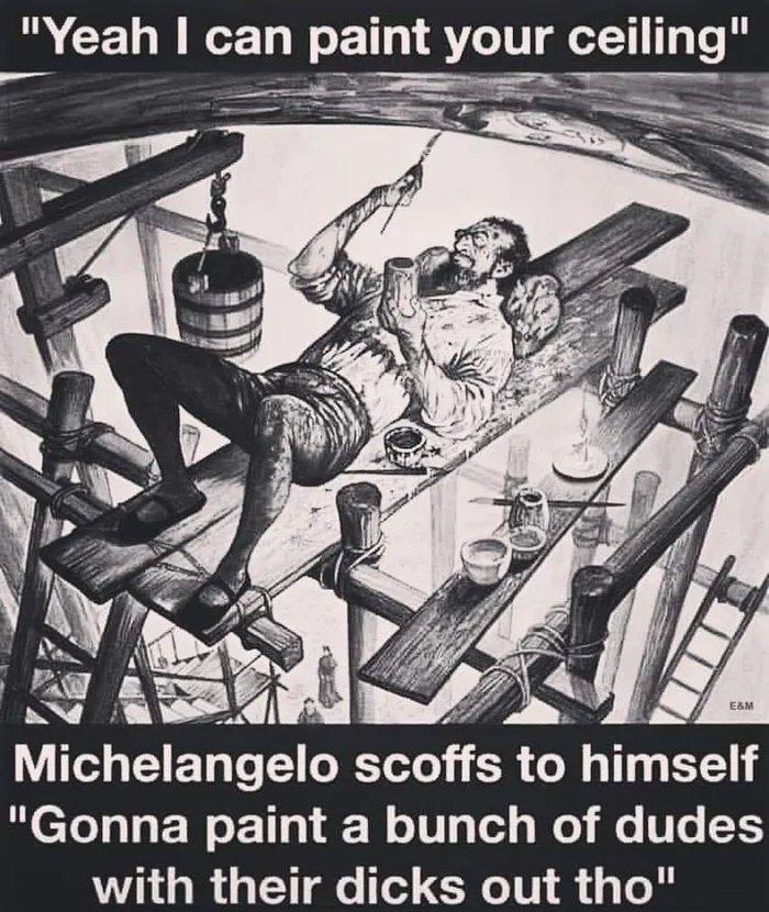 Obrázek Kinky-Michelangelo