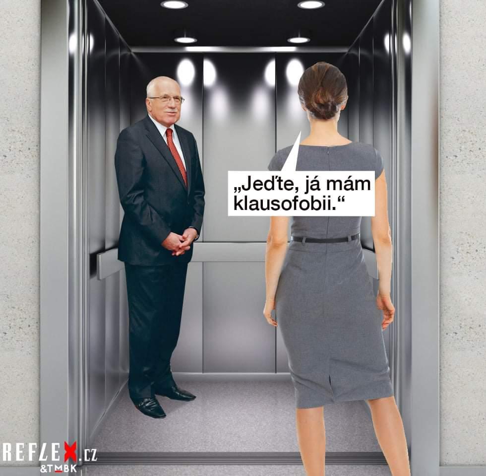 Obrázek Klaustrofobie