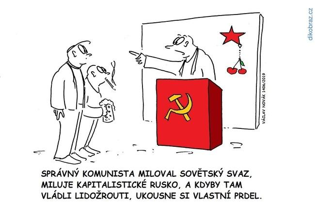Obrázek KomunistiaRusko