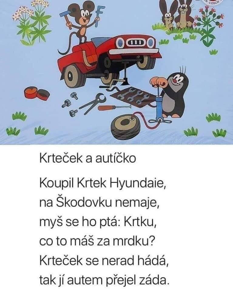 Obrázek KrtecekAAuticko